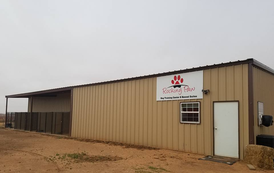 Rocking Paw Training Center